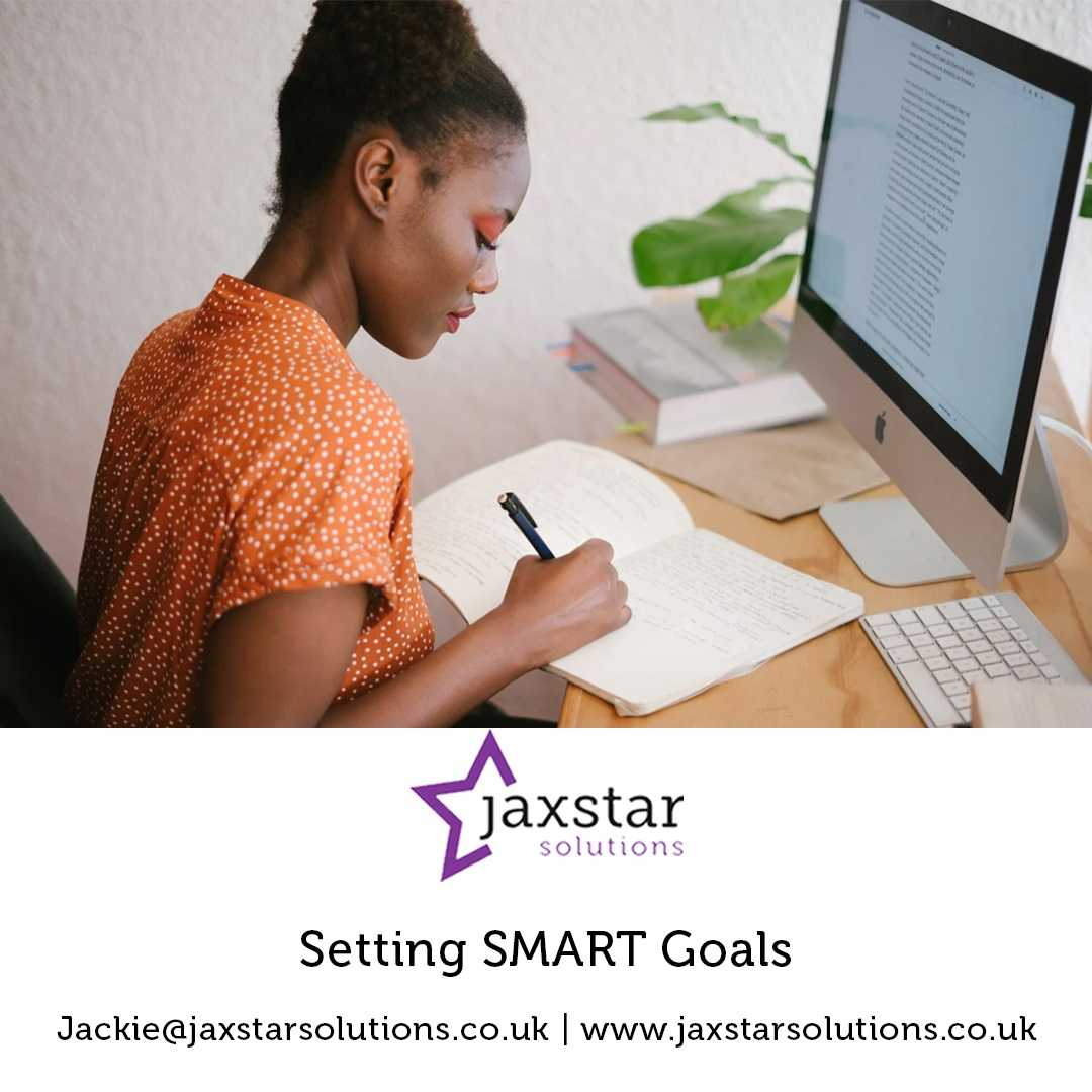 Setting SMART Goals   Jaxstar Solutions