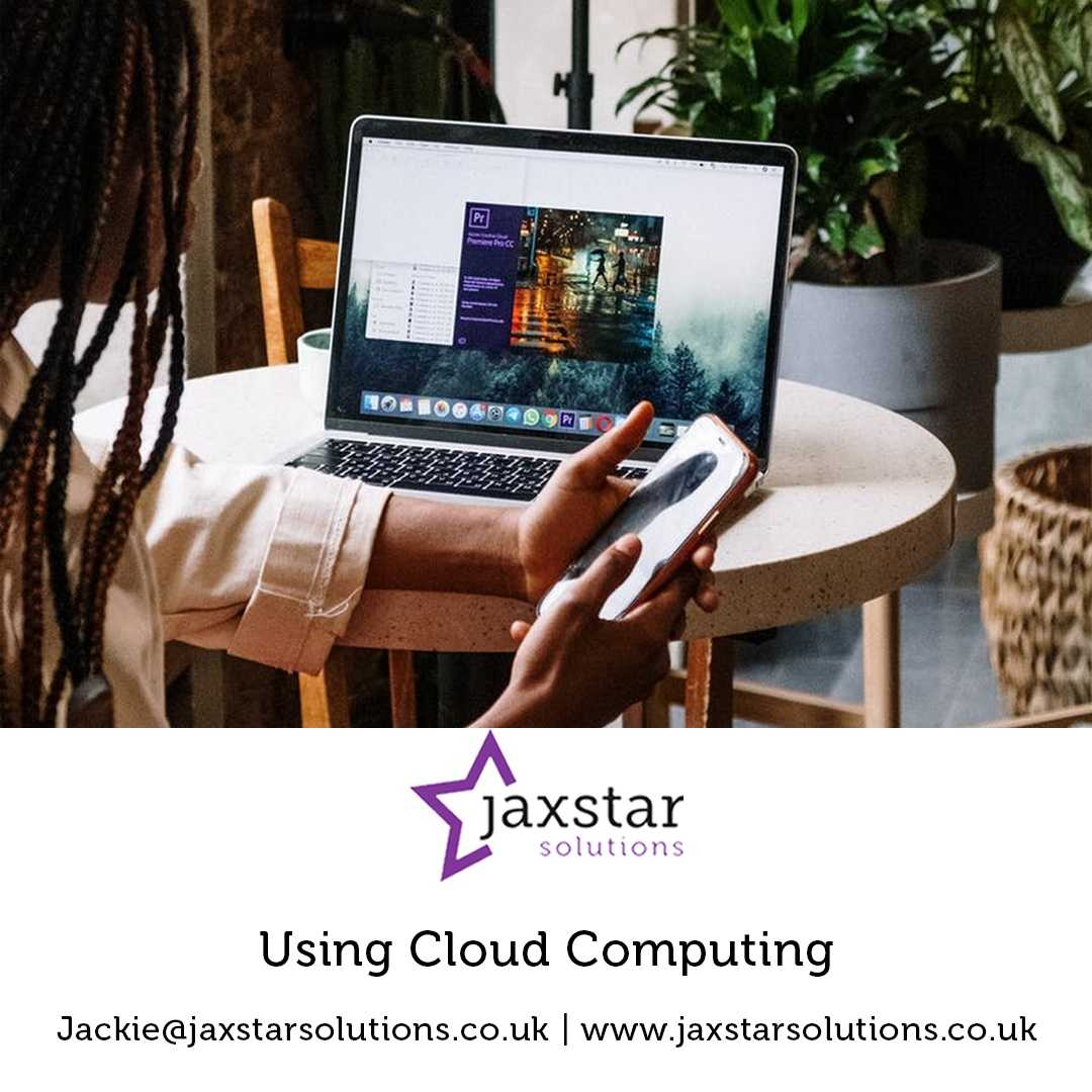 Using Cloud Computing | Jaxstar Solutions