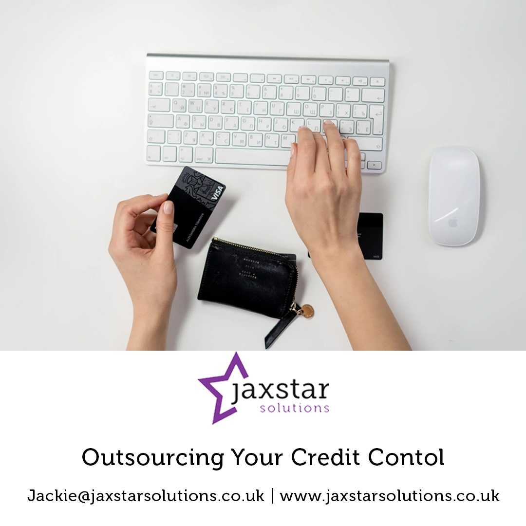Outsourcing your Credit Control   Jaxstar Solutions