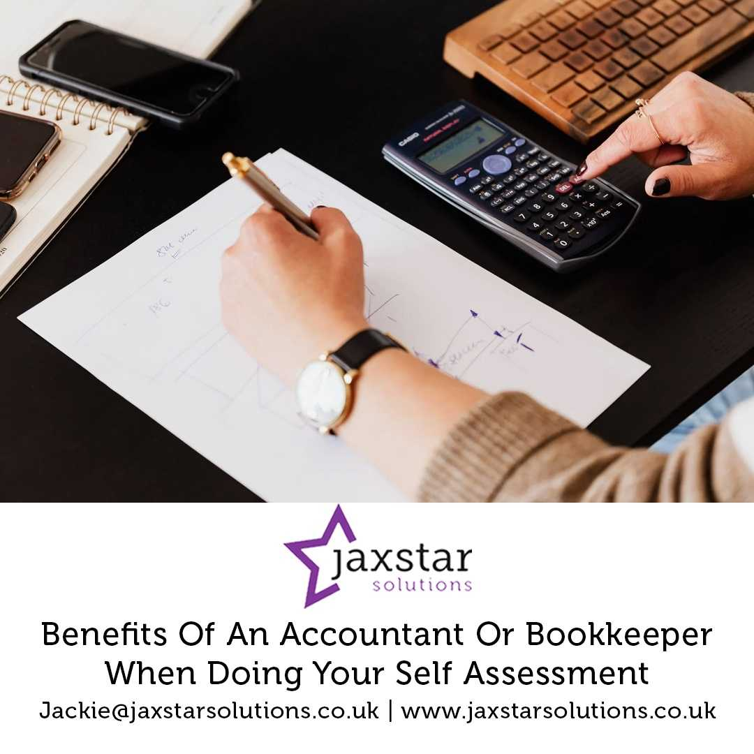 Benefits of an Accountant or Bookkeeper   Jaxstar Solutions