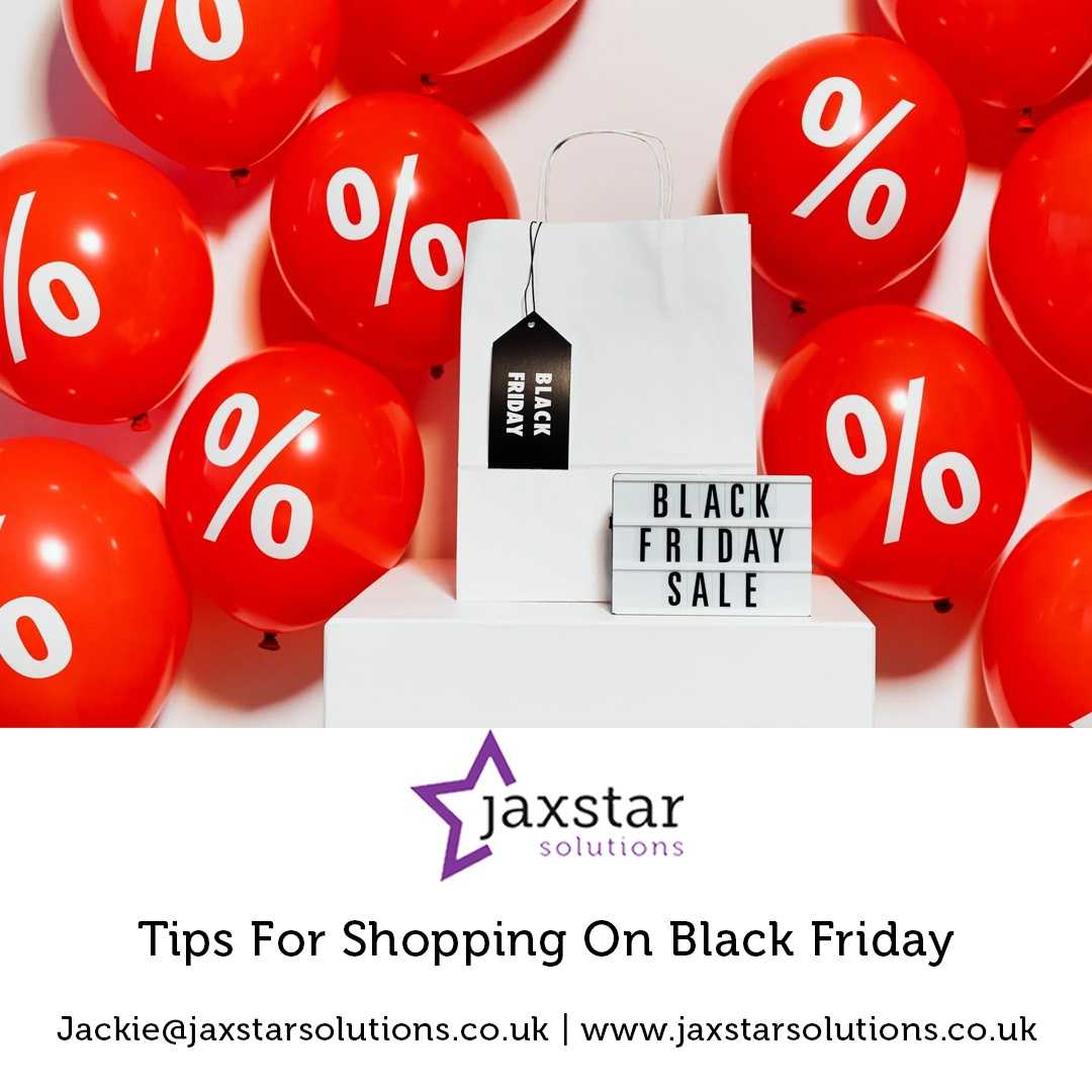 Tips for Shopping on Black Friday | Jaxstar Solutions