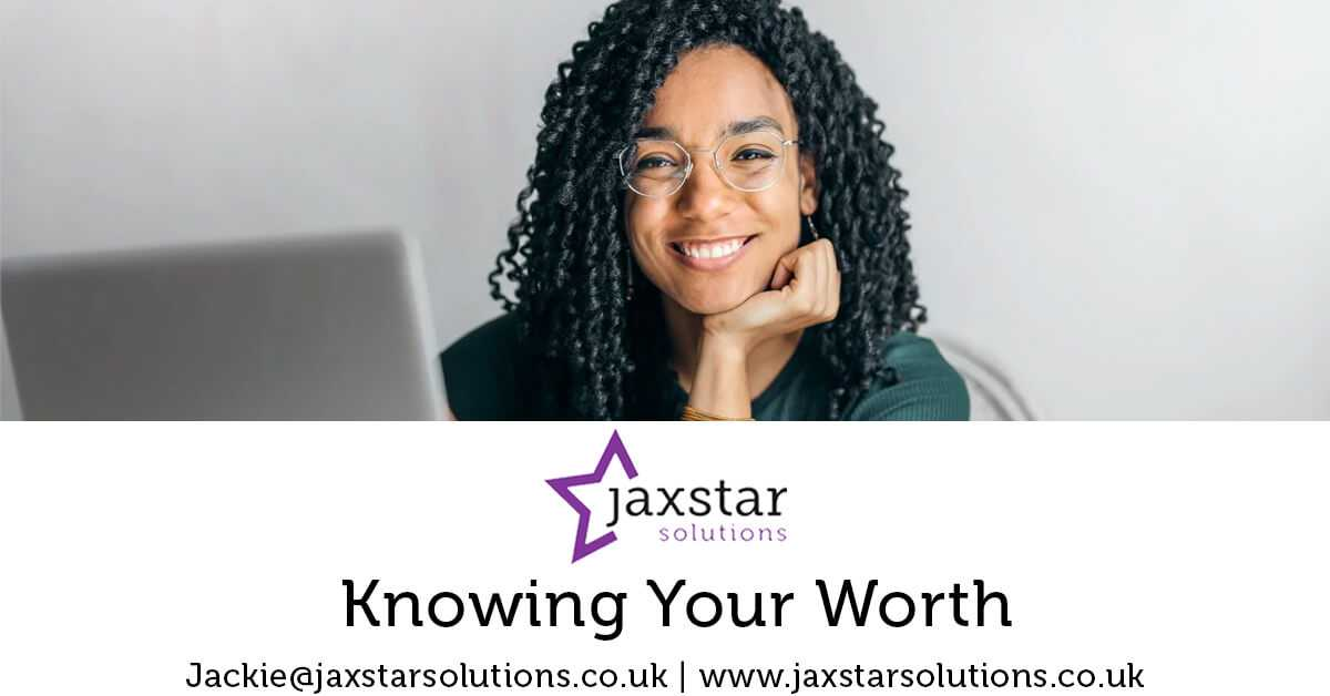 Knowing your worth | Jaxstar Solutions