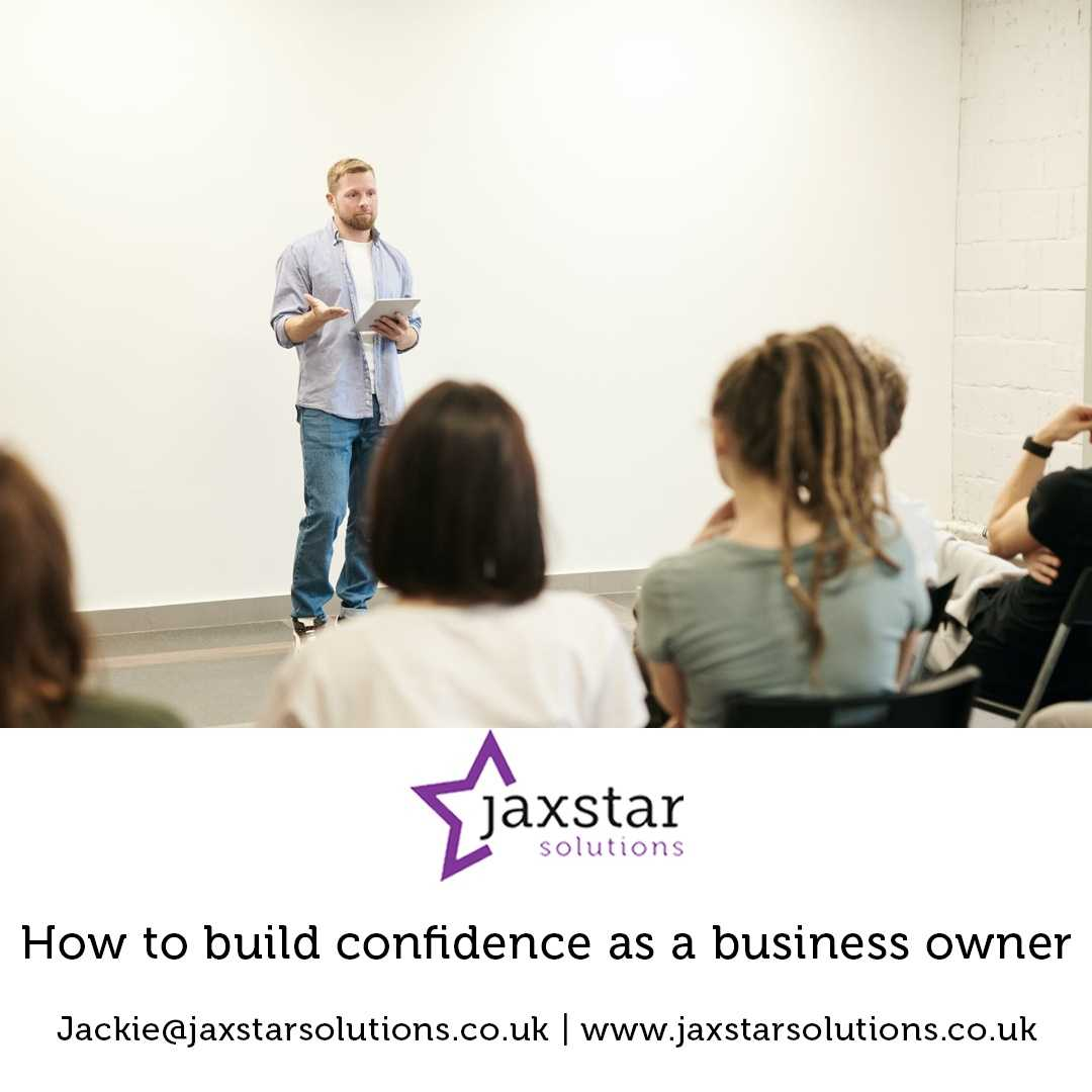 How to build confidence as a business owner | Top 5 Tips to Build Confidence