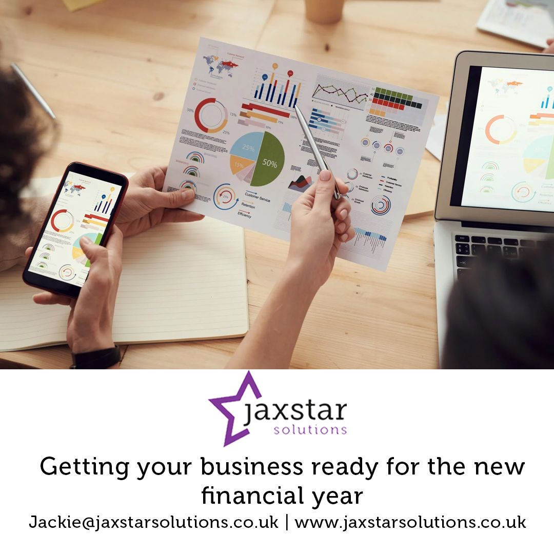 Getting your business ready for the new financial year