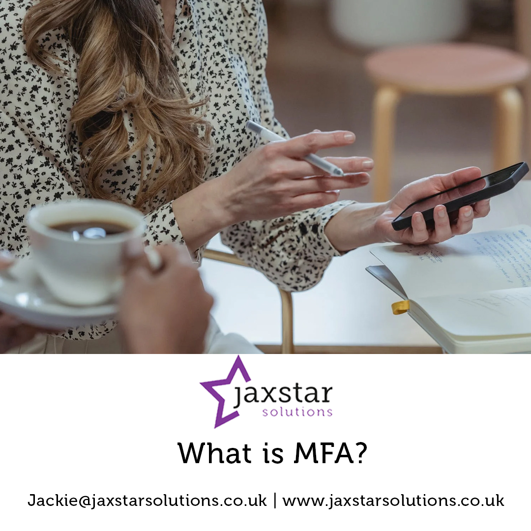 What is MFA?