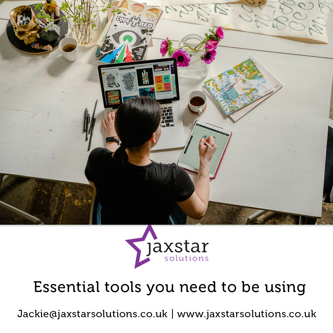 What are some essential online tools you should use?