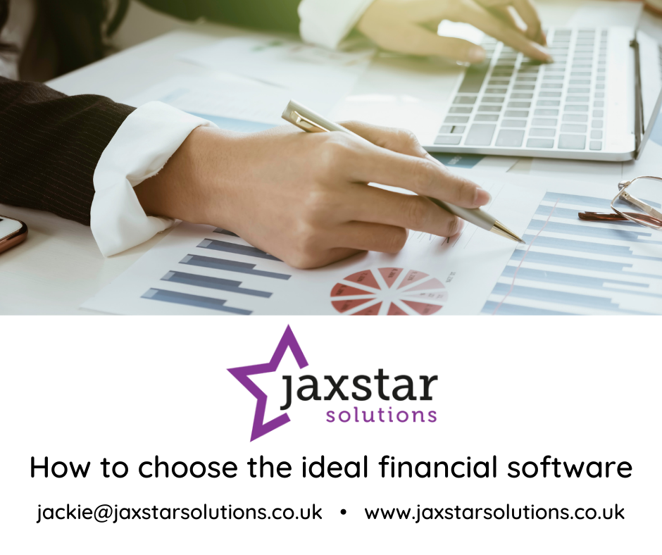 How to choose financial software
